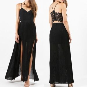 Lovers + Friends | L CANDLELIGHT MAXI Black